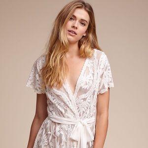 Flora Nikrooz BHLDN bridal robe - Oleta Robe